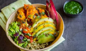 Ma recette équilibrée : mon buddha bowl végétarien