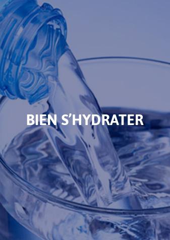 Bien s'hydrater avec Courmayeur