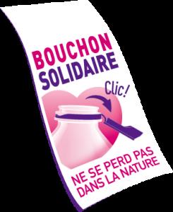 Bouchon solidaire Courmayeur